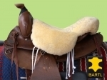 Bartl Sheepskin Western Seat Saver 'California'