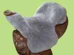 Bartl Western Sheepskin Seat Saver 'Arizona'