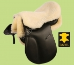 Bartl Sheepskin English Seat Saver