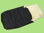 Bartl Sheepskin Baby Bag Footmuff 'Polar Bear'